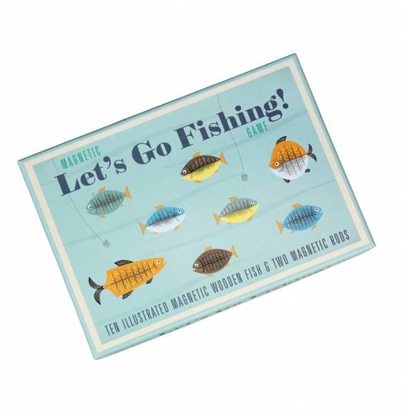 Bilde av MAGNETIC LET'S GO FISHING GAME
