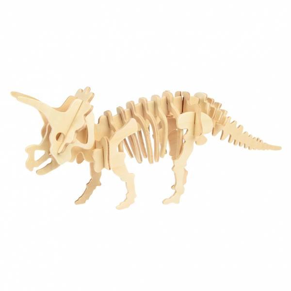 Bilde av 3D PUSLESPILL - Triceratops