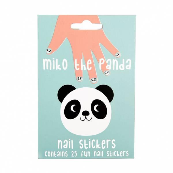 Bilde av KLISTREMERKER TIL NEGLER - Miko the Panda