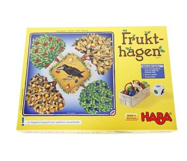Bilde av SPILL - Frukthagen / Kråkespillet - Haba