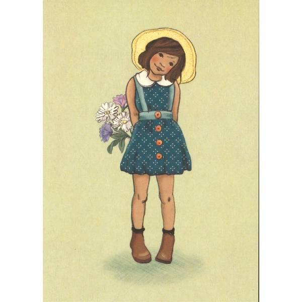Bilde av KORT - Little Flower - Belle & Bo
